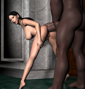 3d Giant Women Sex Porn - minotaur 3d porn female fucked in cave