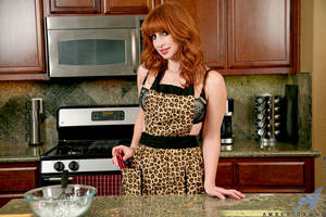 housewife kitchen -