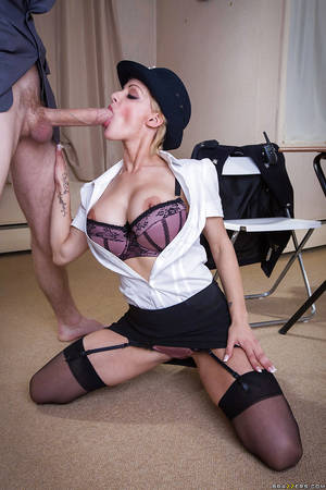 big tight cock - ... Big cock is penetrating tight cunt of an office lady in a hot uniform  Loulou ...