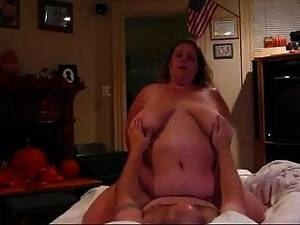 bbw riding cum - Big Tits Bbw Rides Cock