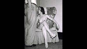 1940s blowjob - The 1940s & 50s