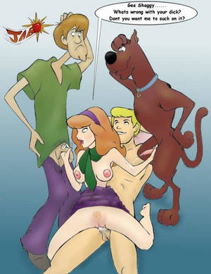 Gay Furry Scooby Doo Porn - Jetsons Scooby-doo Adult Comics