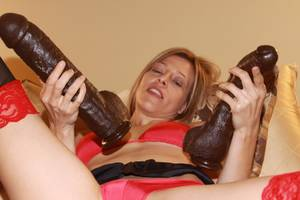 big black dildo - ... huge black dildos ...