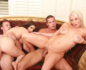 Foursome Orgy - swinger bang party · foursome housewives porn · cheating housewife