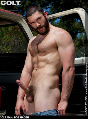 Muscular Bear - Gay muscle bear porn