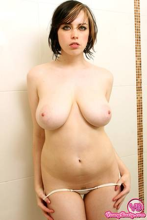 cute chubby breasts - With your big boob chubby cute