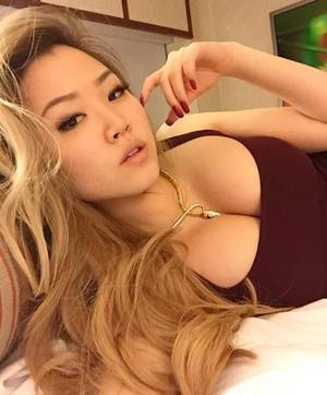 big tits blonde asian - From Asia, with love (50 Photos)
