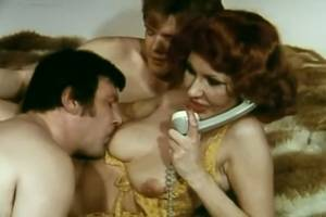Mfm Porn - Vintage porn compilation with MMF and group steamy orgy