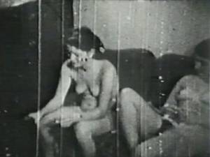 50s lesbians porn - ... Lesbians Licking & Toying their Pussies