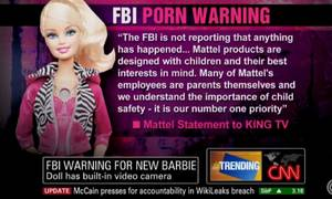 barbie doll pregnant delivery - FBI's Barbie child memo: Camera 'could be used by paedophiles' to make  pornography | Daily Mail Online