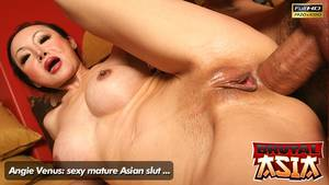 brutal asian anal sex - Asian Girls Anal · Angie Venus