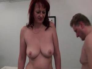 fat hooker anal - Two horny guys share one granny prostitute