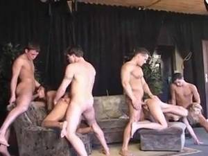 Anal Group Orgy Bi - Bisexual Group Sex