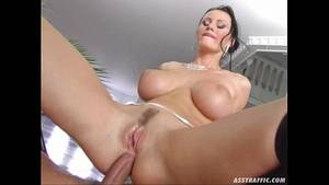 anal hd big ass big tits - Ass Traffic huge big tits anal fucked and double penetrated - XVIDEOS.COM