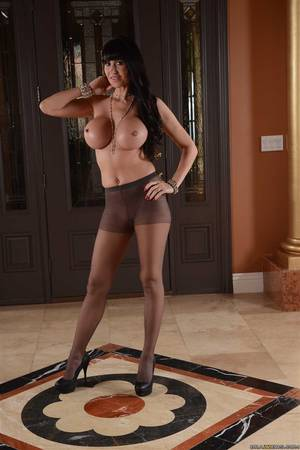 babe eva karera - Nylons babe Eva Karera gets banged nice and hard Main Image