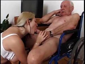 horny old man - Old Men Fuck A Horny Teen