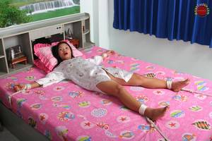 asian tied to bed - Teens Tied Tied Up Asian 89