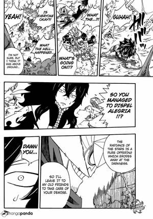 Fairy Tail Celestial Spirits Porn - Fairy Tail 386 - Page 13