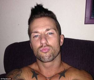 Hiv Porn Tube - Diagnosed: Rod Daily, 32, announced via Twitter that he was recently  diagnosed with