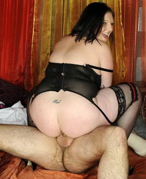 bbw riding cum - An image by Neokal: BBW Rides Cock |