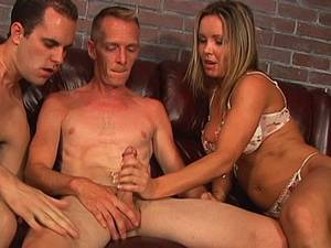 American Bi Sex Porn - Strap On Shagging Bi Sex ...