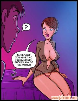 Anal Sex Porn Comics - Mom I need to have your ass on this jab xxx comics, I need to have anal sex  with you!