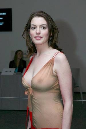 anne hathaway upskirt nude - Anne hathaway boobs naked