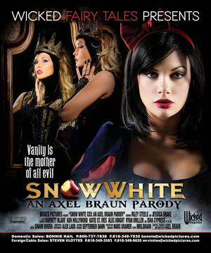 Disney Porn Parody Movies - Fairytale-inspired porn movies, including Snow White and Cinderella