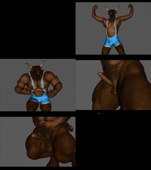 Gay Minotaur Porn - Muscle Growth Animation - The Minotaur by SuperWaffle (MuscleMaleCoc  kBullWrestlingS ingletThrobPuls e).swf [W] 8.7 MiB. Story. Furry. Porn, Gay.
