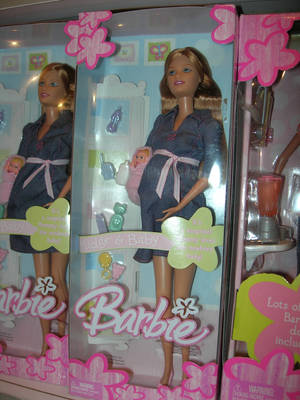 barbie doll pregnant delivery - pregnant Barbie