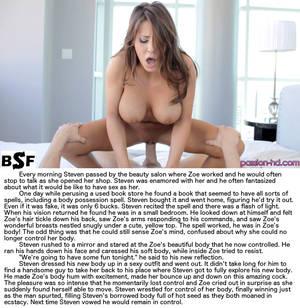 Body Switch Sex