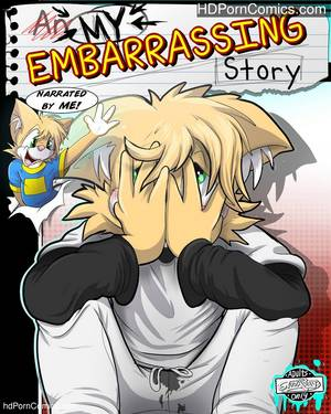 Embarrassed Anime Porn - My-Embarrassing-Story1 free sex comic