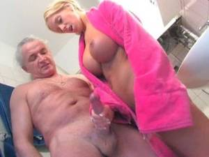early morning handjob - Early morning handjob Julia