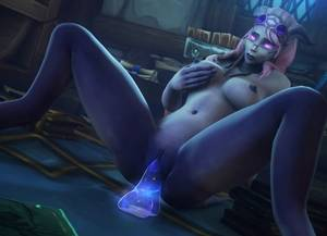 Draenei Porn - Magic Sex Toy – World of warcraft sfm porn
