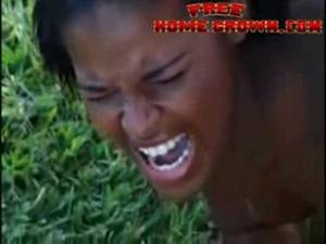 black girls anal destroyed - African Amateur Black Girl Gets Anal Destroyed By Big Cock