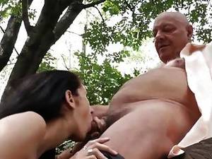 horny old man - Horny Old Men Seduce Pregnant Neighbours Wife