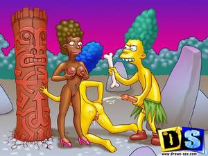 Marge Simpson Cartoon Porn Toons - Slutty Marge Simpson sucking Homer and getting her pussy banged by horny  toons - CartoonTube.XXX