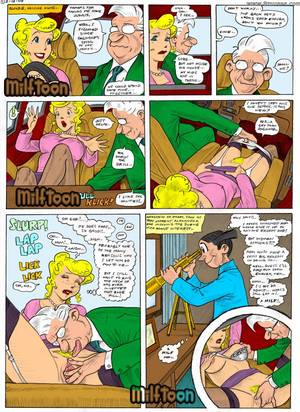 Blondie Cartoon Porn Animated -