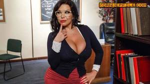 big tit brunette brazzers - BigTitsAtSchool, Brazzers: Sheridan Love - Our College Librarian (Natural  Tits, Brunette,