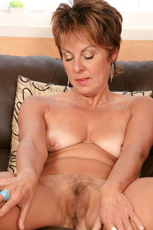 mature woman with -