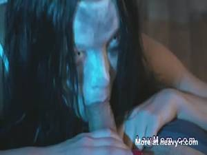 Evil Wife Porn - Fucking Scary Demon Girl