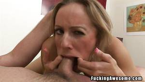 Fucking Awesome Porn - Melanie James in \