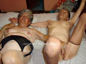Naked 90 Year Old