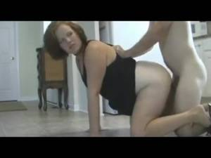 Mom Punishment Porn - Son gets in trouble and has to creampie mom as punishment