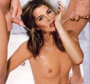 Brooke Shield Xxx Porn Cock - Brooke Shields showi - XXX Dessert - Picture 3