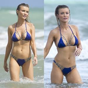 miami beach model nude - 37-year-old Polish American model, Joanna Krupa is mostly known for her  appearances on the reality television shows; Dancing with the Stars, ...