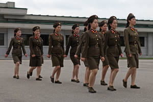 North Korea Military Porn - North Korea Army (Image Source: Wiki Commons)