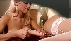 lesbian spy camera porn - Naughty Blonde Gives A Dildo Fucking To Her Friend On Spy Cam