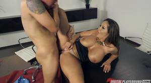 Big Thick Porn - Thick girl with big Tits and glasses Fucks on the table hard / HD Porn  Videos, Sex Movies, Porn Tube