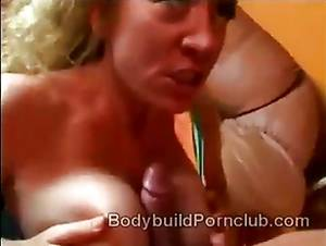 Anita Cannibal Anal Porn - Delicious busty mature blonde bodybuilder Anita Cannibal gets fucked roughly